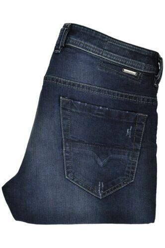 Diesel dark blue washed denim jeans W30 L32 RRP130 UN3