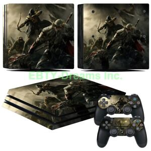 Video Games & Consoles Video Game Accessories Mine Video Game Vinyl Skin Sticker Decal Protector For Playstation 4 ps4