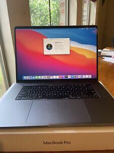 MacBook Pro 16 inch 2020