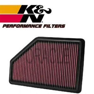 K-amp-n-Alto-Caudal-33-2982-Filtro-De-Aire-Para-Honda-CR-V-III-2-2-i-CTDi-4WD-140-BHP-2007