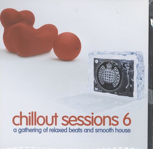 1 of 1 - Ministry of Sound: Chillout   Ministry of Sound: Chillout Sessions 6 2cd