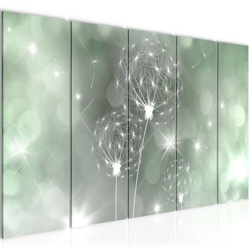 Murals Flower Plant Fleece Canvas Picture-XXL Images Art Print 206755p