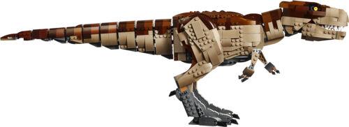 REX solo senza SCATOLA NO MINIFIGURES LEGO 75936 Jurassic Park T