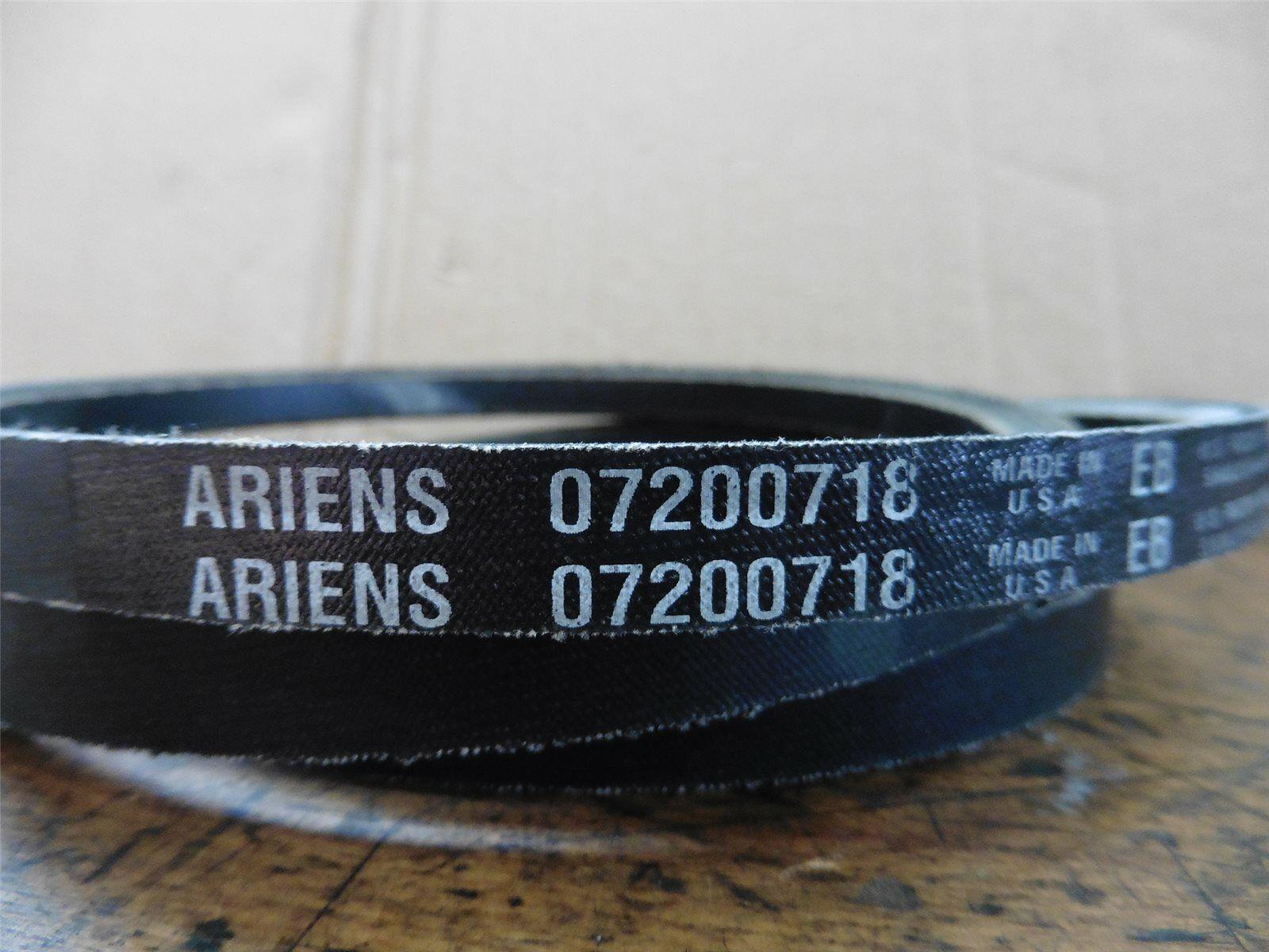 Original Ariens correas trapezoidales conducción propulsión propulsión hydrostat zerojourn Ikon x 42 x 52