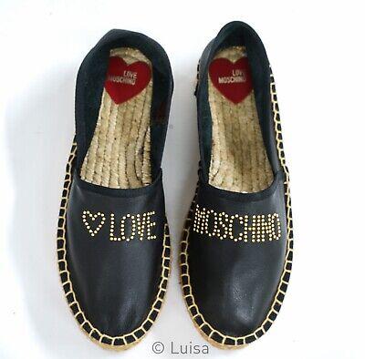 Love Moschino Damen Ja1037 Espadrilles