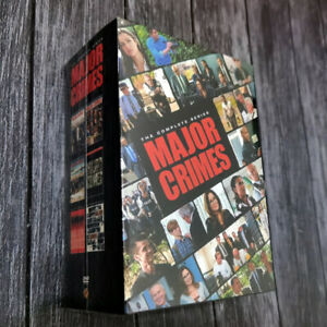 Major-Crimes-The-Complete-Series-Seasons-1-6-DVD-Box-Set-Ships-Priority-Mail