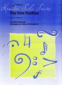 Pink Panther Mancini Arr Frackenpohl Eb Alto Sax Wind & Woodwinds