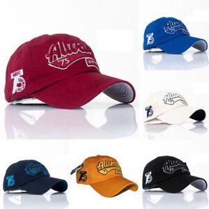 5968ea3b59d9e New Men Women Baseball Cap Snapback Hat Hip-Hop Adjustable Bboy Caps ...