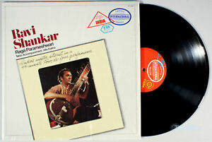 Ravi-Shankar-Raga-Parameshwari-1970-Vinyl-LP-PLAY-GRADED-Hindustani-India