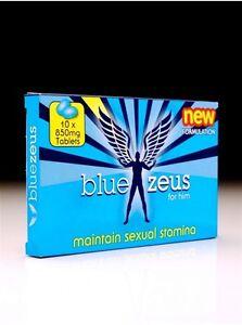Herbal Blue Natural Performance Enhancer Review