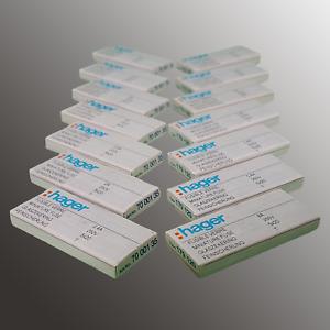 Feinsicherungen Sortiment Set 5x20 6,3x32 Glas Eska Hager Püschel bis 240 Teile