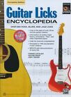 Guitar Licks Encyclopedia, Complete Edition: Over 900 Rock, Blues, and Jazz Licks by Tomas Cataldo, Jody Fisher, Wayne Riker (Mixed media product)