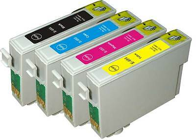 10 Compatible Epson ink cartridges for WorkForce 600 610 615 1100 Printer