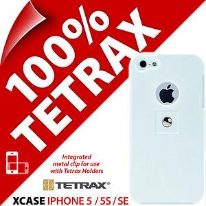TETRAX-XCASE-per-APPLE-IPHONE-5-5-S-SE-Custodia-Protettiva-Copertura-Clip-integrato