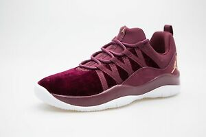 f709370dd39ff7 845097-609 Girls Jordan Deca Fly Heiress GS night maroon red velvet ...