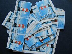 BRD Briefmarken 2004 100 Stück Mi.Nr.: 2413 Leuchtturm Roter Sand auf Papier - Kempten, Deutschland - BRD Briefmarken 2004 100 Stück Mi.Nr.: 2413 Leuchtturm Roter Sand auf Papier - Kempten, Deutschland