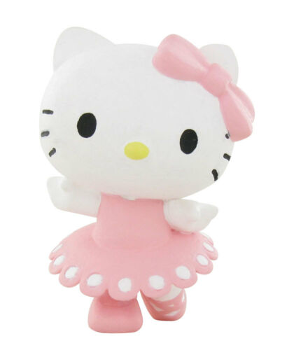 Bullyland Comansi officielles Hello Kitty toy figure cake topper toppers