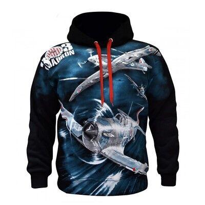 Pullover Sweatshirt Bluse Bluza Herren Polen Poland Polska Dywizjon 303 Squadron