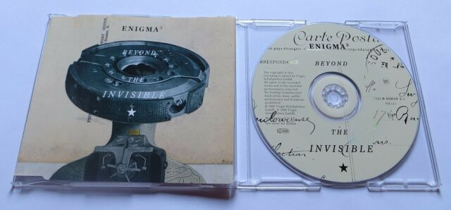 ENIGMA --- BEYOND THE INVISIBLE - CD MCD