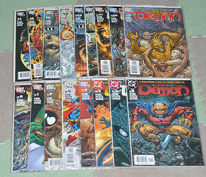 DC-Comics-Blood-of-the-Demon-1-17-NM-Bagged-Boarded