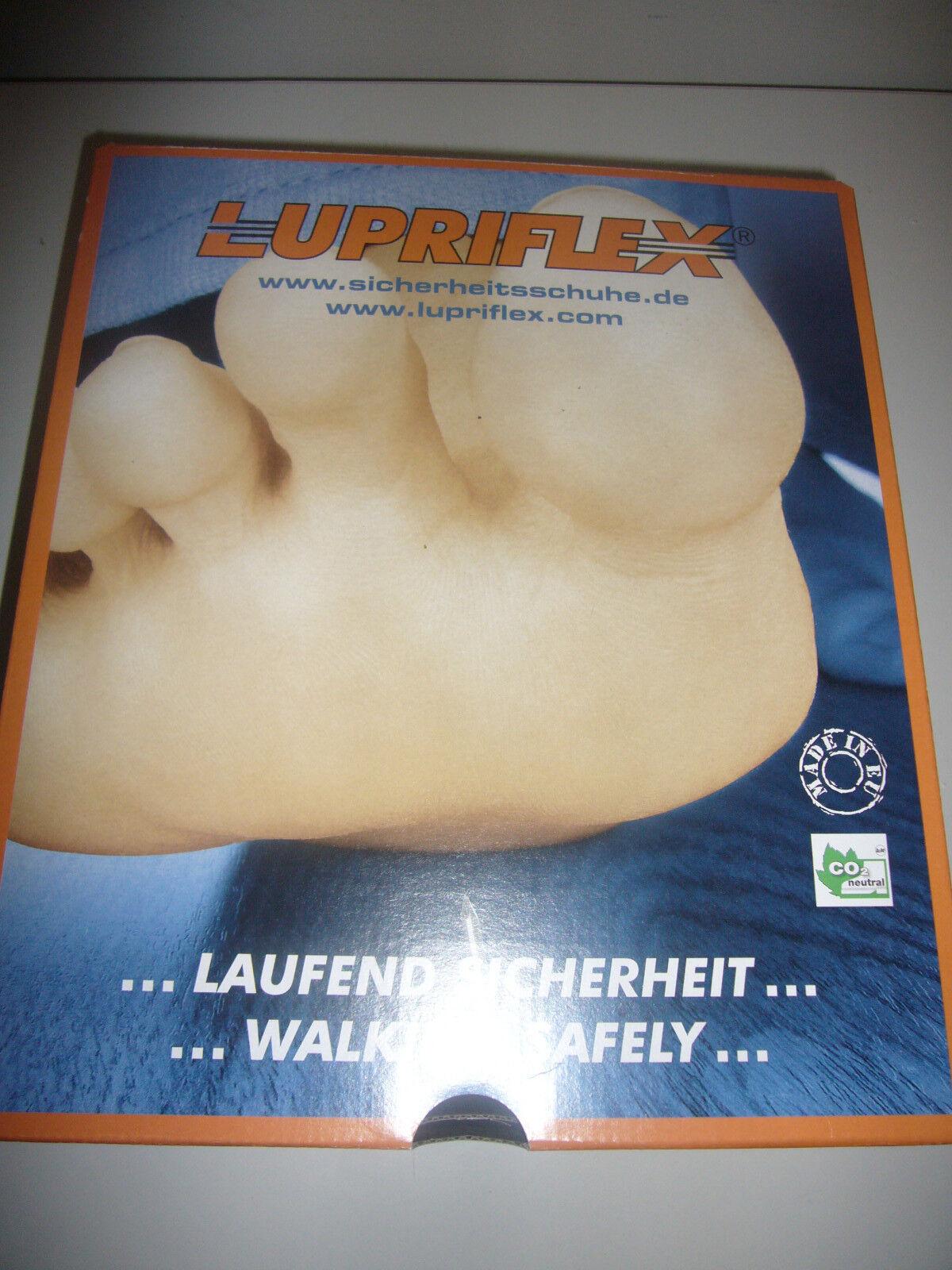 Lupriflex 3-265 S3 Duo ÜK Größe 43 Sicherheitshochschuhe Trail Duo S3 Boot Sicherheitss f8c090