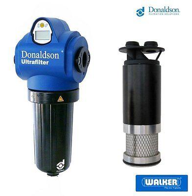 Dreistufenfilter 3-in1 Donaldson/renner Df-t 0050 Für Saubere ölfreie Druckluft Ausgereifte Technologien