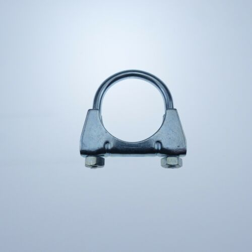 Montageschelle Clamp M10 Ø 38 mm Bügelschelle 3 x Auspuffschelle