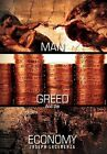 Man, Greed, and the Economy by Joseph Lacerenza (Hardback, 2011)