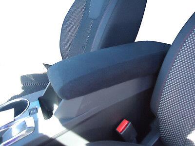 Fits Buick Lucerne 2009-2010 NEOPRENE Center Armrest Console Lid Cover U4 Black