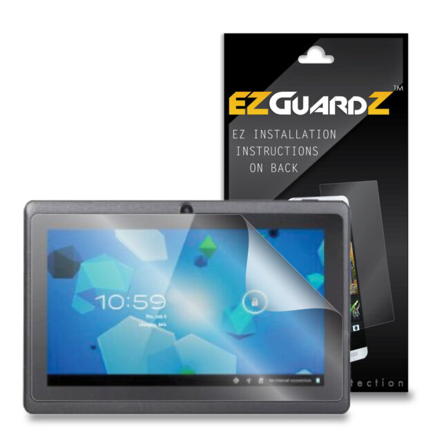 3X EZguardz LCD Screen Protector Skin Cover HD 3X For Apple iPad Mini 4 Tablet