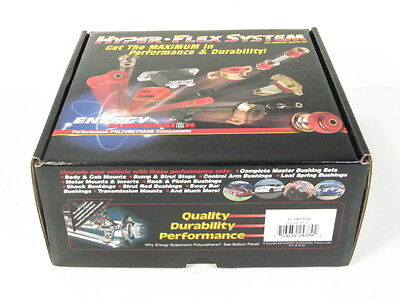 Energy Suspension 11.18101G Master Set for Rx-7