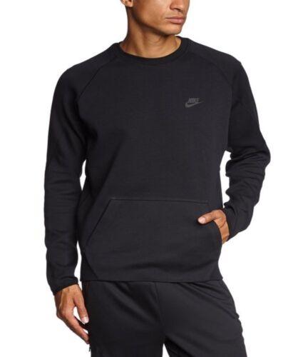 Nike Sportswear Nike Tech Crew Sweatshirt Black