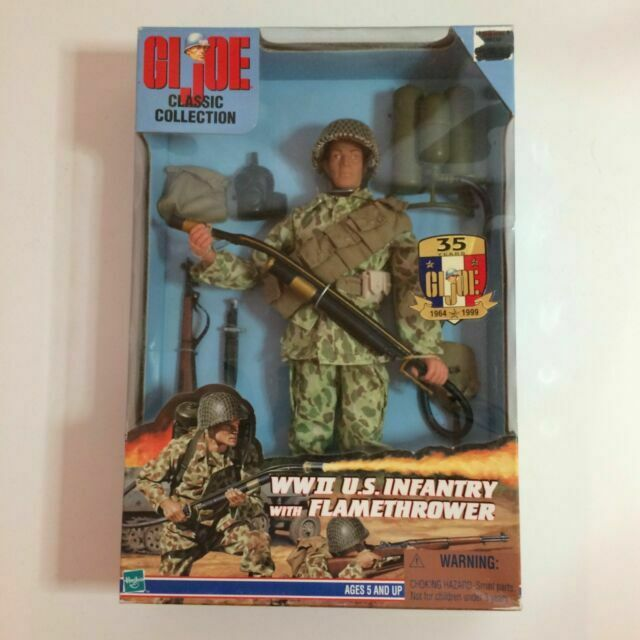 Action Soldier 1995 - 1//6 Scale GI JOE Figures African American Nude Body