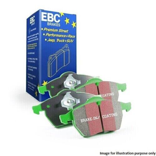 EBC Brakes DP21902 Greenstuff Garniture de Frein pour Honda Civic