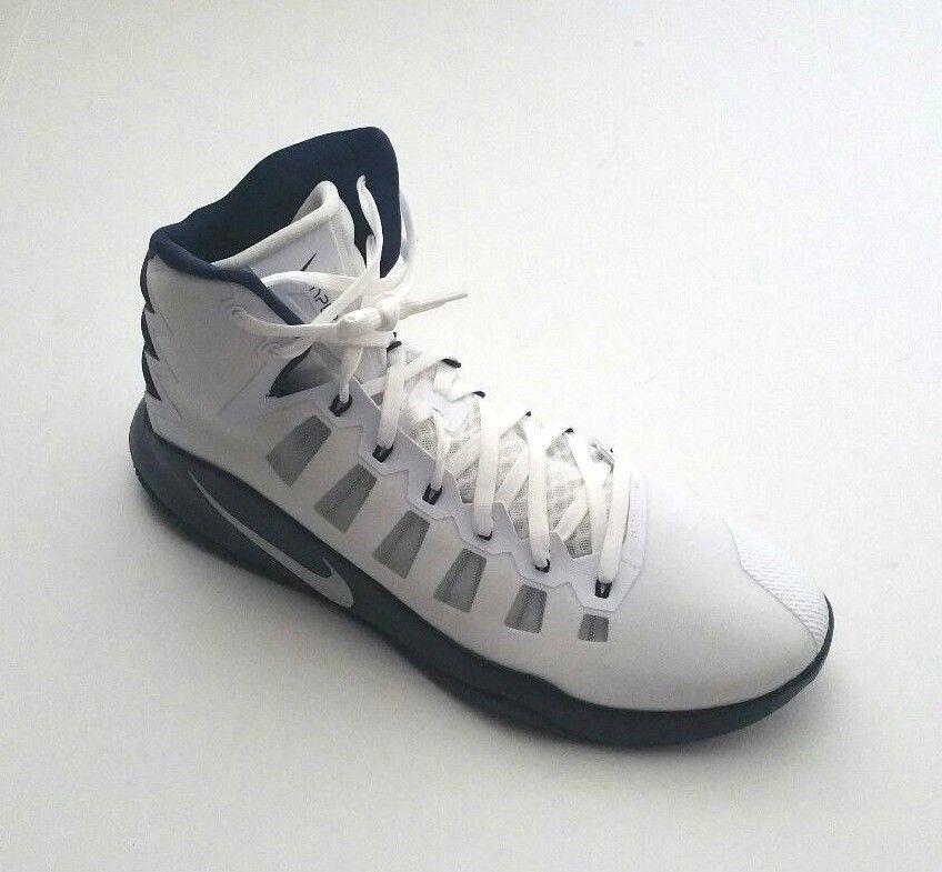 Nike Hommes 856483-141 Chaussures Hyperdunk 2018 TB Basketball Chaussures 856483-141 blanc /Bleu ee0721