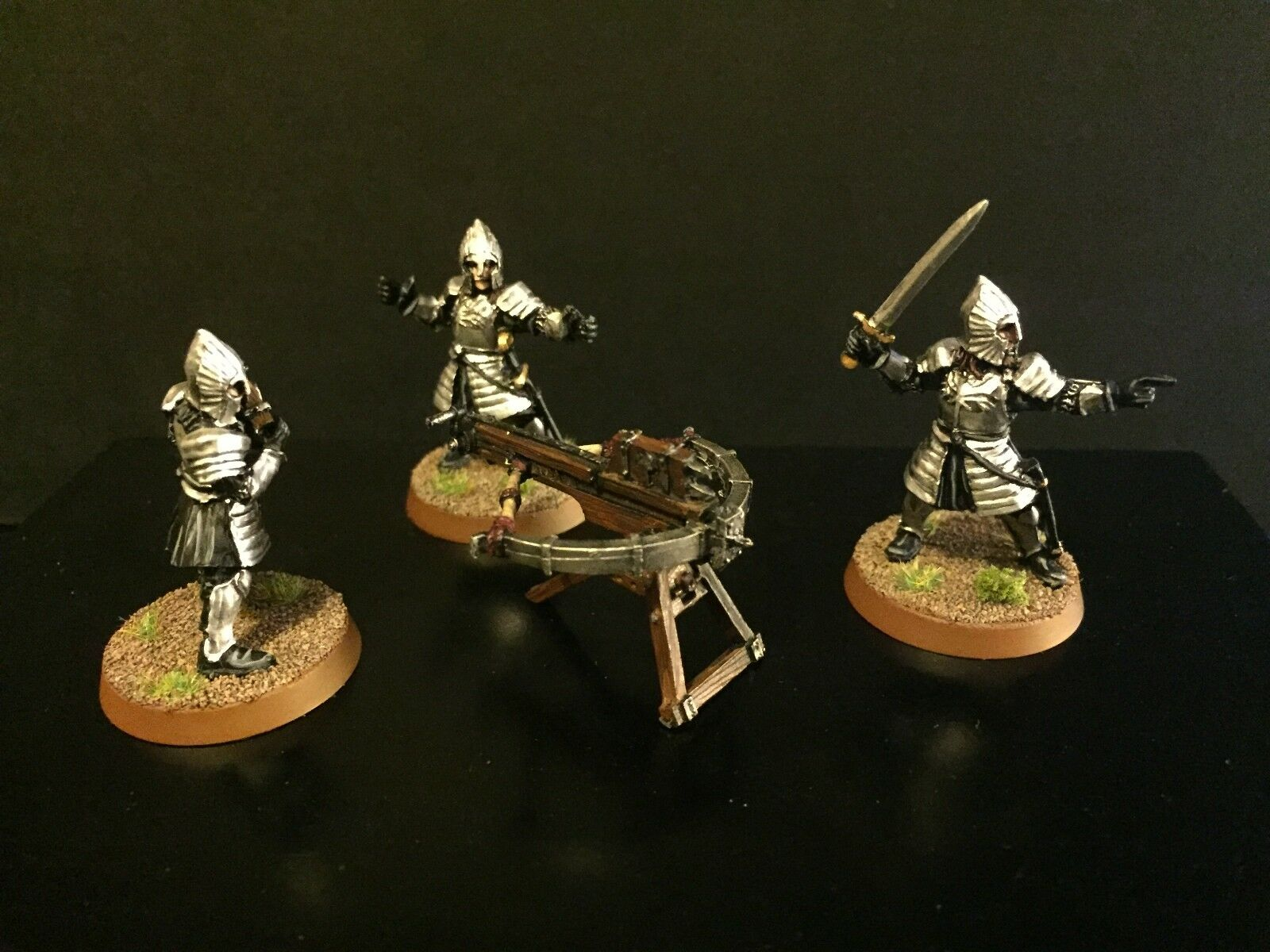 Lord of the rings warriors of minas tirith (bolt thrower)