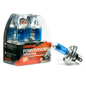 2-X-H5-P45t-Poires-Halogene-Voiture-Lampes-60W-55W-Xenon-12-Volt