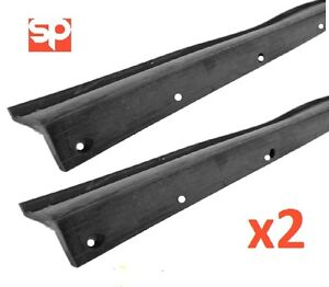 Front Door Bottom Lower Rubber Seal For Land Rover