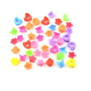 20pcs-Cute-Assorted-Plastic-Lovely-Kids-Girls-Mini-Hair-Claw-Clips-Clamp-BDSE
