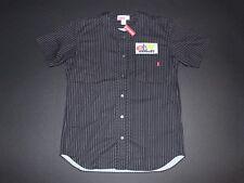 Supreme CDG Comme des Garcons Shirt Baseball Jersey New York Tee Yankees Size L