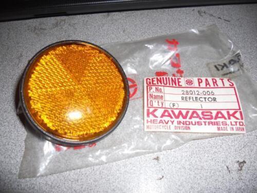 NOS Kawasaki F9 H1 Front Reflex Reflector 28012-006 OEM