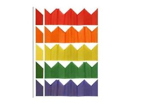 100-Christmas-party-crackers-hat-tissue-paper-casca-many-colors