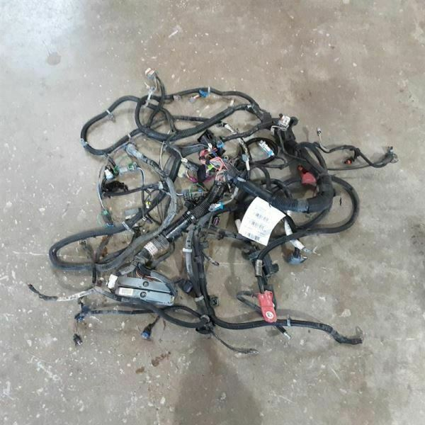 06 2006 Chevy Silverado 1500 Engine Wire Wiring Harness 5