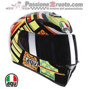 helmet agv k3 sv valentino rossi elements mv agusta brutal f3 f4 rival