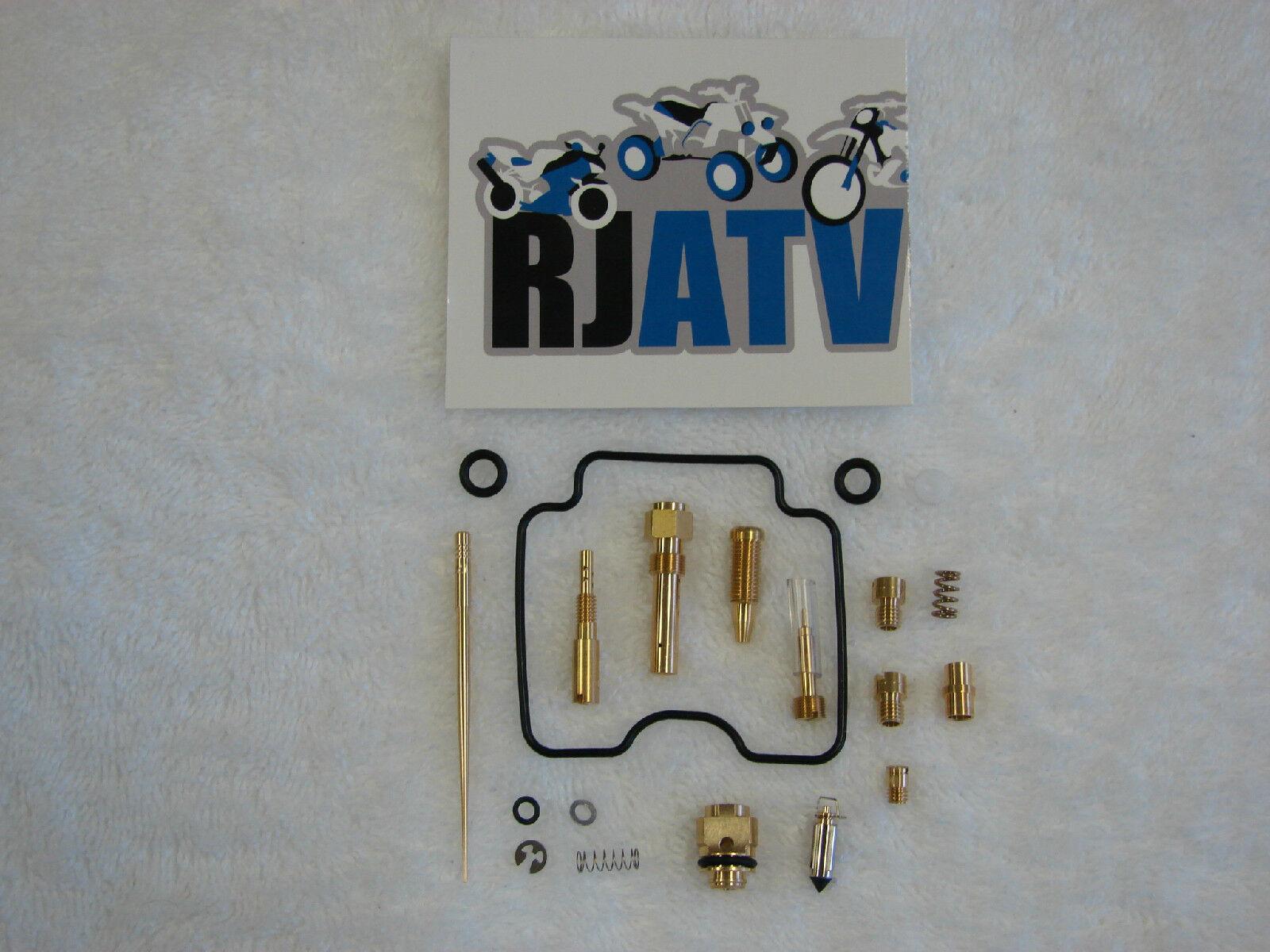 Carb Carburetor Rebuild Kit Yamaha Grizzly YFM660 02-05 #03-318