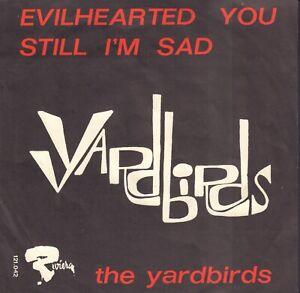 YARDBIRDS-Still-I-039-m-Sad-Evil-Hearted-You-1965-VINYL-SINGLE-7-034-FRANCE