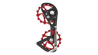fouriers  CT-DX007 Drivetrain Oversize derailleur cage with 11T upper and 15T