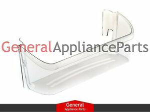 Image Is Loading 240323002 Frigidaire Refrigerator Door Bin Shelf  Bucket Clear