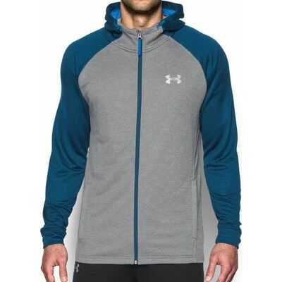 New With Tags Mens Under Armour Gym Workout Lightweight Tech Zip Hoodie Jacket