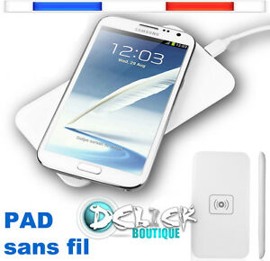 Pad-Qi-Wireless-Chargeur-Sans-Fil-Charger-iPhone-4-5-6-Galaxy-S6-S5-S4-Nexus-G3
